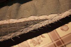 Work in progress: la giacca sartoriale.by Storminatc