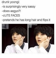 Image result for bts drunk