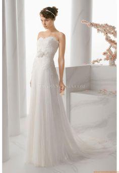 Vestido de novia Alma Novia 102 Nadal 2014