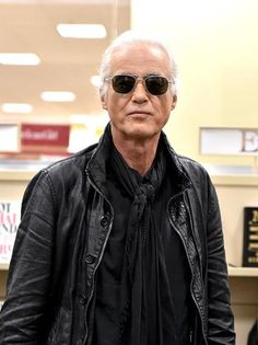 Jimmy Page | Los Angeles book signing | 12 Nov 2014