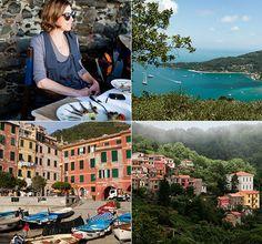 Cinque Terre, Italy. Images by Leela Cyd