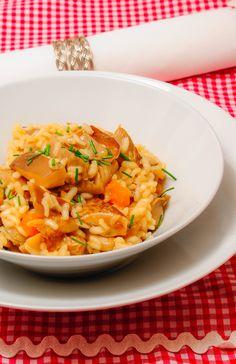 Cocina con Ana: RISOTTO DE SETAS