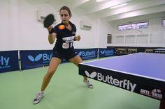 Bianca Bracco, table tennis player
