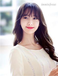 Yoona - See Through bangs