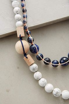Lunigiana Layer Necklace - anthropologie.com