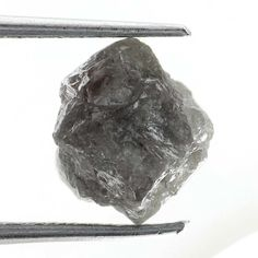Antique 2.08 TCW  Natural Grayish Color Rough Diamond For Jewel