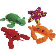 Sea Life Creatures (One dozen)