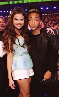 After earth movie review 2013 wallpaper of jaden smith celebrity selena gomez and jaden smith at the kcas 2013 voltagebd Choice Image
