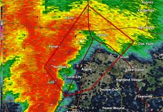 Tornado Warning for Denton County until 2:30 PM Tornado Warning for Denton County including the City of Denton. Possible tornado near Corral City or 8 miles northwest of Trophy Club moving northeast at 25 MPH. The City of Denton is in the path of this possible tornado and needs to take tornado safety precautions quickly!  TORNADO... Read the whole article at http://texasstormchasers.com/?p=37360 - David Reimer