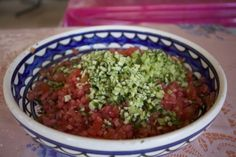 salade, cours de cuisine, Jordanie