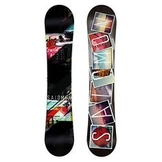 Salomon Wonder Womens Snowboard Reviews