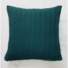 Cushion Cover As Per Throw - Blue (40cm x 40cm) - Mode Alive - Home Decor Heaven