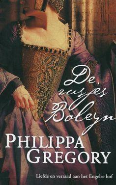 De zusjes Boleyn  -  Auteur: Philippa Gregory