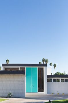 Those Palm Springs Doors | My Style Vita