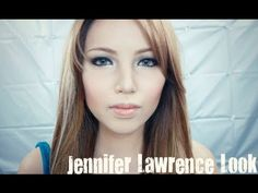 Want to channel your inner Katniss? Start with this  stunning Jennifer Lawrence makeup tutorial.