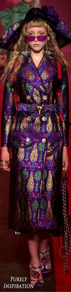 Gucci SS2017 Women's Fashion RTW   Purely Inspiration