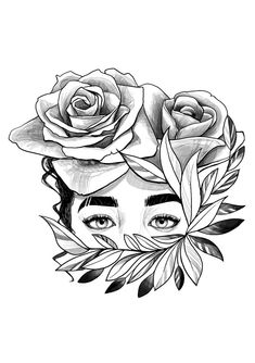 Large floral temporary tattoo Realistic temp tattoo for Stomach Tattoos Women, Tattoos For Women Half Sleeve, Shoulder Tattoos For Women, Back Tattoo Women, Sleeve Tattoos For Women, Lower Arm Tattoos, Girl Thigh Tattoos, Lower Back Tattoo, Spine Tattoos