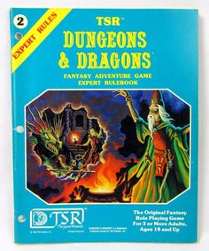 D&D cover art for rulebooks of various editions of the Dungeons & Dragons tabletop RPG game. Pen And Paper Games, Advanced Dungeons And Dragons, Dungeons And Dragons Modules, Wizards Of The Coast, Games To Play, Playing Games, Dark Fantasy, Cover Art, Game Art