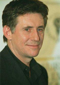 GABRIEL BYRNE. When Irish Eyes are Smiling......
