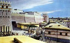 troy vi south gate and lower city Mycenaean, Minoan, Ancient Troy, Sea Peoples, Bronze Age Civilization, Greece Mythology, Atlantis, Trojan War, Archaeological Discoveries