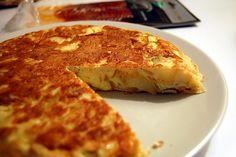 Tortilla espaola#Repin By:Pinterest++ for iPad#