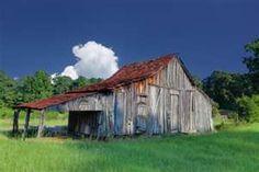 *Sweet old barn
