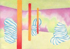 by Marta Riniker-Radich. Motifs, Bunt, Cool Stuff, Colors, Colour, Color, Paint Colors, Hue
