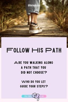 Are you walking along a path that you did not choose? Who are you allowing to guide your steps? | Bible Encouragement | Bible Verses | Depression | Marriage Struggles | #bibleencouragement | #verses | #depression | #marriageseperation | #marriagestruggles | #sharinglifesstruggles Bible Verses For Depression, Marriage Bible Verses, Bible Verses About Faith, Marriage Help, Encouraging Bible Verses, Bible Encouragement, Hope Of The World, Coping With Depression, Learning To Let Go