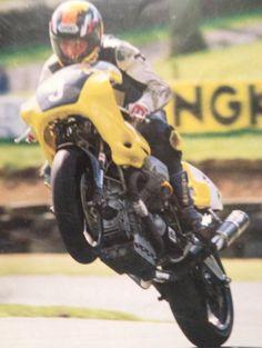 Moto Guzzi BOTT Jim Blomley bike.