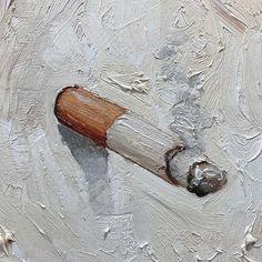 Sigaret by Emilio Villalba Painting Inspiration, Art Inspo, Renaissance Art, Art Drawings Sketches, Pics Art, Pretty Art, Art Sketchbook, New Wall, Aesthetic Art