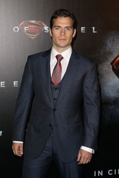"Henry Cavill arrives at the ""Man Of Steel"" Australian premiere on June 24, 2013 in Sydney, Australia."