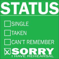 10174A: 9.0 x 8.5 Status Rehearsal