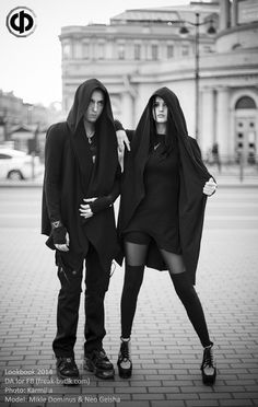 The Rogue and the Wolf Zip Hoody Moon rituale-gothic-nugoth-XXL cappuccio