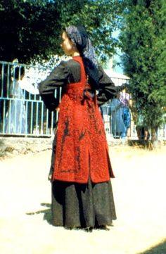 Ζαγορίσια φορεσιά Greek Costumes, Greeks, Folk Costume, Lace Skirt, Posters, Culture, Memories, Traditional, Skirts