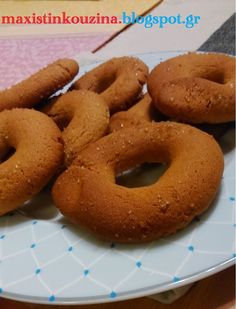 Bagel, Doughnut, Easy Meals, Food And Drink, Sweets, Bread, Cookies, Baking, Desserts