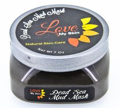 Dead Sea Mud Facial Mask - Ancient Skin Care Treatment for Face and Body   FREE APPLICATOR SPATULA - Anti-Aging Miracle: Reduces Fine Lines and Wrinkles by Stimulating Your Skin's Collagen Production - 35 Minerals Nourish, Purify and Detoxify Skin - Provides Deep Pore Cleansing and Gentle Exfoliation - Hydrates and Tones for Younger, Radiant, Healthy Skin - Excellent for Acne, Eczema, Psoriasis - 7 Ounces - 100% Money Back Guaranty ** Learn more by visiting the image link.