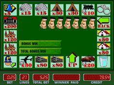 Бесплатно играть на слоте Ешки. Бонусная игра на автомате Слотопол. Играть на автомате Слотопол Делюкс.