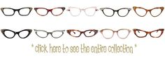 Vintage Cat Eye Glasses - Check Out Our Unique Collection