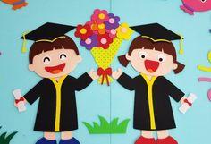 졸업환경판#환경판#환경구성 : 네이버 블로그 Art Drawings For Kids, Clock, Decor, Manualidades, Watch, Decoration, Clocks, Decorating, Deco