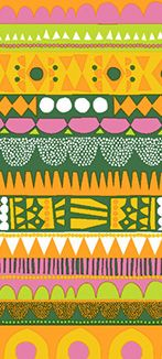 Sanna Annukka  Stripe A Day:  give girls pre striped paper.  Find Navajo images for inspiration too!