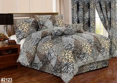 1000 Images About The Wild Bed Sets On Pinterest Bed In