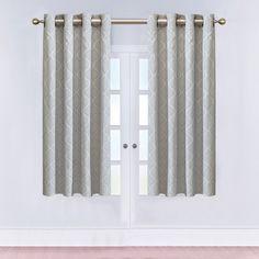 CARMEL Curtain Panel (Grey)
