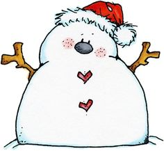 santa snowman... would make a great yard art piece