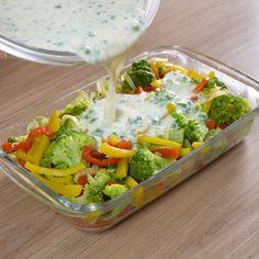 Vegetarian Recipes, Healthy Recipes, Quick Recipes, Veggies, Low Carb, Keto, Pasta, Meals, Fitness