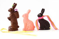 Chocolate Easter Bunnies that Break the Mold  - Photo Gallery - Photo 1 | SAVEUR.com