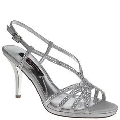 a0d264ade95 Nina Bobbie Evening Sandals Shoes in a nude. Found in a bridal store for my  size. Dress And HeelsDress ...