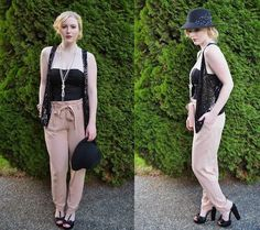 Vancouver Vogue blog style: Vancouver Fashion Week Spring/Summer 2014 Day 4 #vfw Gatsby style, 1920's style