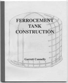 Construction manual for Ferrocement Water Tank -- Forget barrels with 50 gal. capacity for holding water. How much is that going to water? These can easily (though laboriously) be built at low cost to hold thousands of gallons of water. Really, the strength of your back is really the only limit. Escape highly priced and chlorinated municipal water sources forever! (The book continues at http://www.ferrocement.com/tankBook/ch14.en.html)