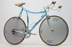 Francesco Moser was one of the world's fastest cyclists during the late 70s and early 80s. A time trial specialist, the mountains of the Tour de France proved a challenge, but he reveled in flatter stages and events such as the Paris Roubaix, which he won three consecutive times. His real triumph came in 1984, when he set a new Hour Record over that of one Eddy Merckx.