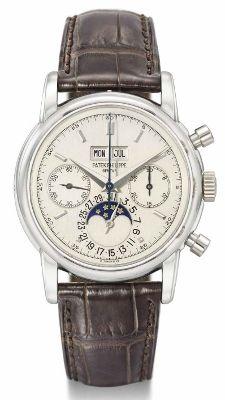 Eric Clapton's platinum watch fetches CHF3.44 million
